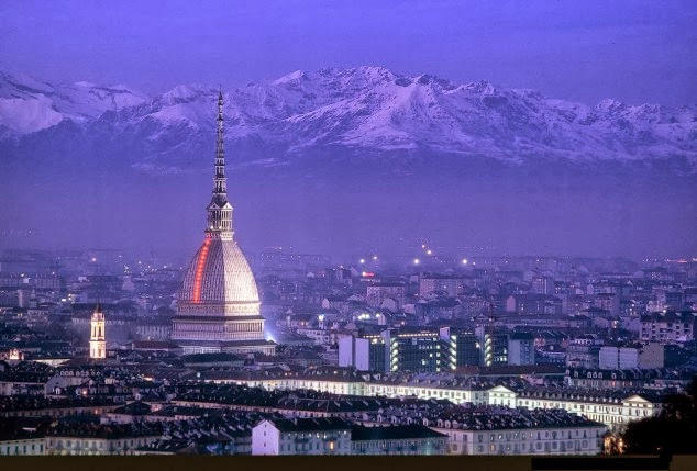 Mole Antonelliana - the Tallest Museum in the World in Turin, Italy