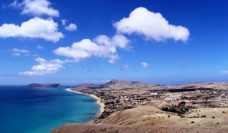 Porto Santo – the Beautiful Resort Island in Madeira Archipelago, Portugal