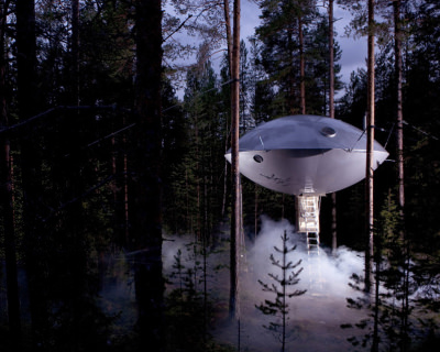 Treehotel – the Most Exciting Nature Retreat in Sweden