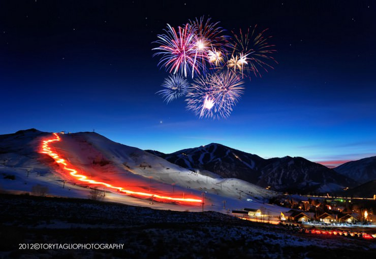 Top 10 Ski Villages For A Winter Holiday Places To See