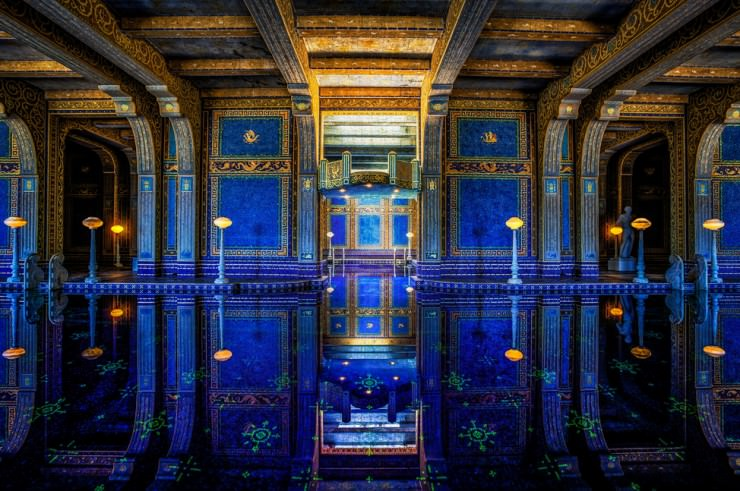 Visit the Stunningly Luxurious Hearst Castle in California, USA