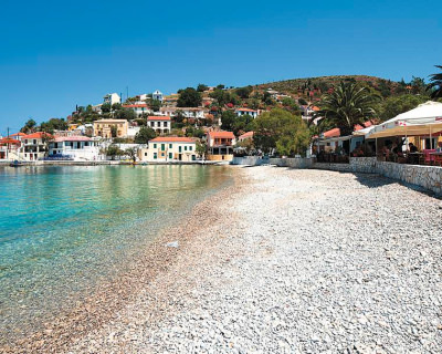 Assos – a Pleasant Retreat on Kefalonia Island, Greece