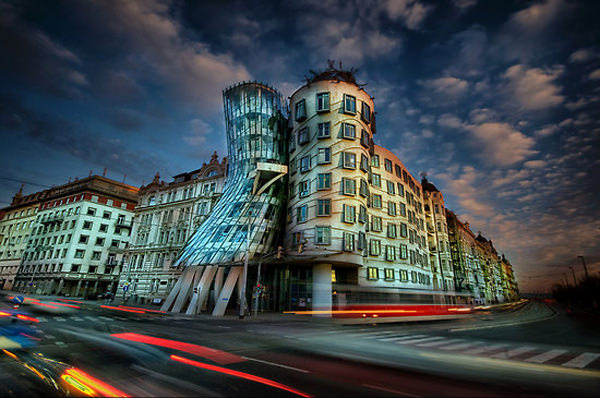 The Surreal Dancing House in Prague, Czech Republic | Places To ...