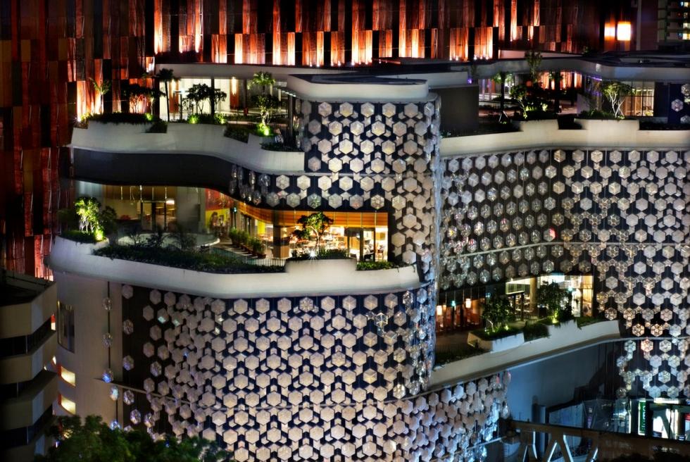 فروشگاه دوبلکس Bugis + در سنگاپور