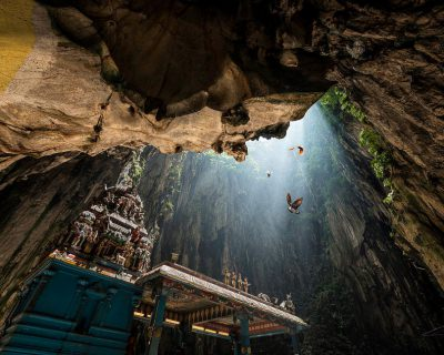 A Pilgrimage to the Sacred Batu Caves, Malaysia