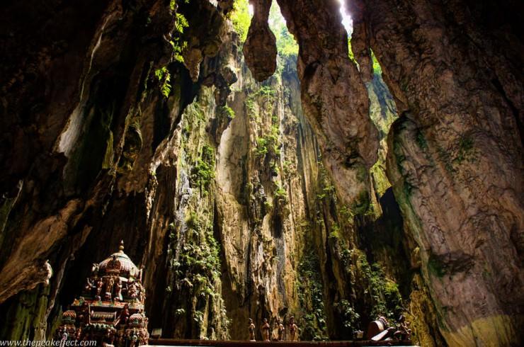یک زیارت به غارهای باتوایی مقدس، مالزی