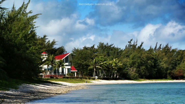 Perfect Vacation in Undiscovered Saipan, USA