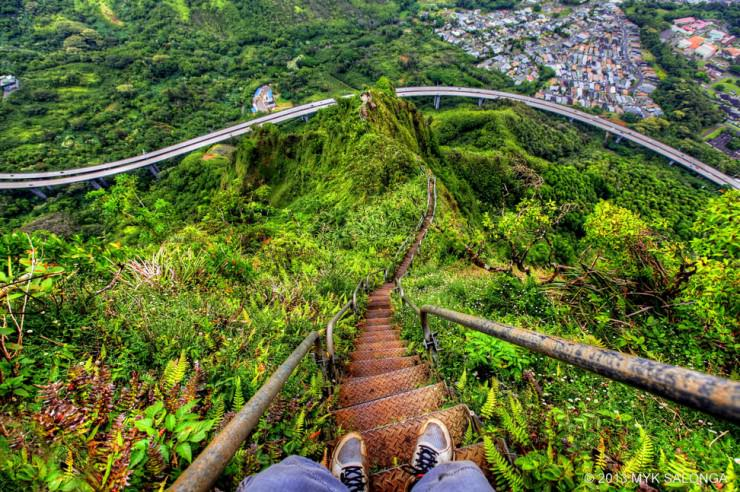 The Stairway to Heaven – a Forbidden Attraction in Hawaii