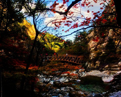 Seoraksan Park – the Favorite Natural Attraction in South Korea