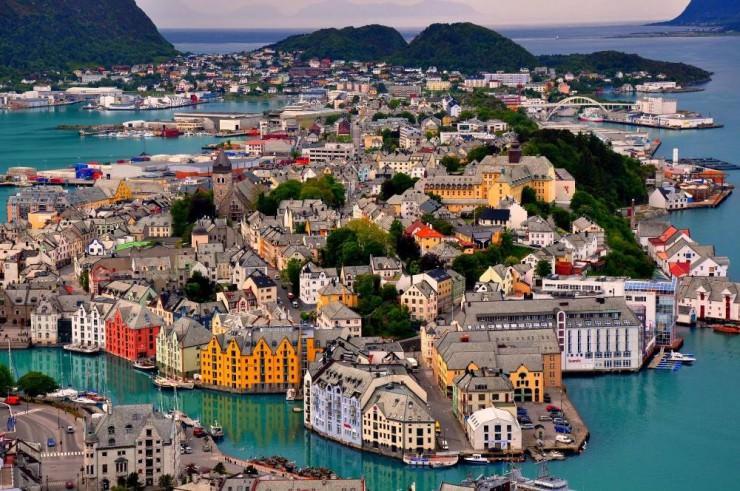 Top 10 Romantic Historic Villages