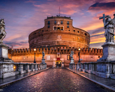 Discover Castel Sant'Angelo – an Ancient Jewel of Rome, Italy