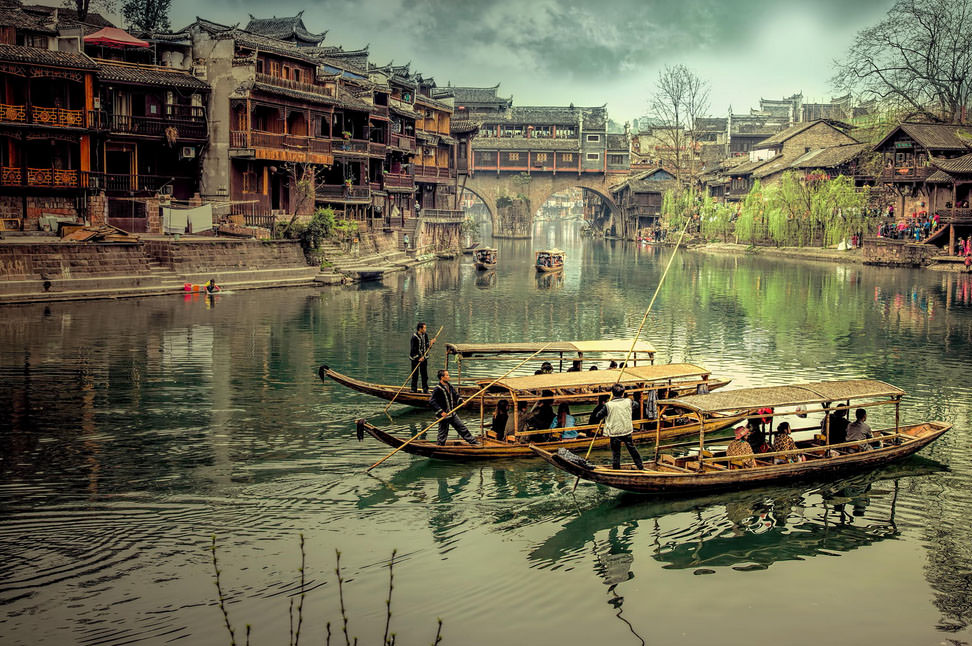 Fenghuang (Phoenix) China  City pictures : fenghuang phoenix ancient town hunan province china phoenix ancient ...