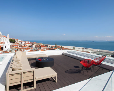 Memmo Alfama – a Chic Stay in the Heart of Lisbon, Portugal