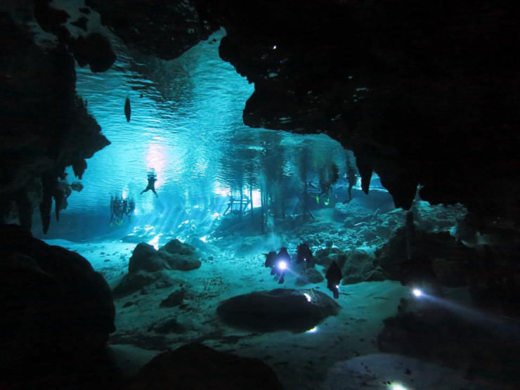 Top 10 Diving Sites-Mexico