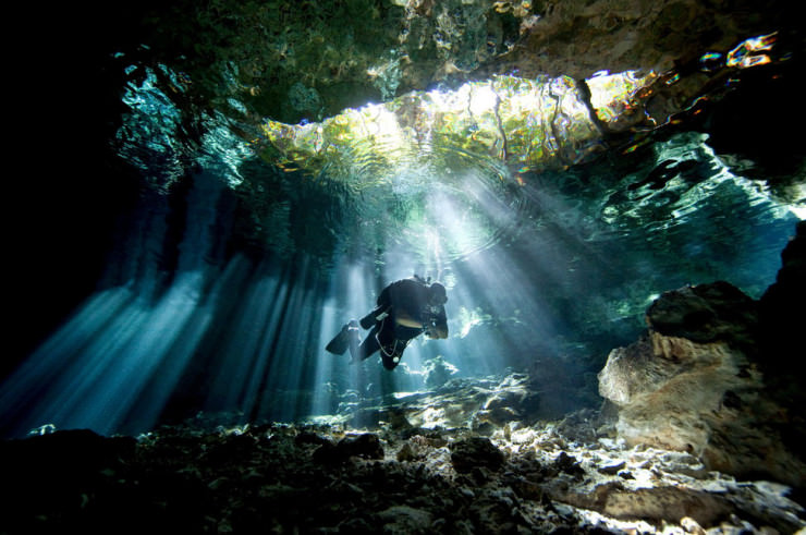 Top 10 Diving Sites-Mexico-Photo by James R.D. Scott