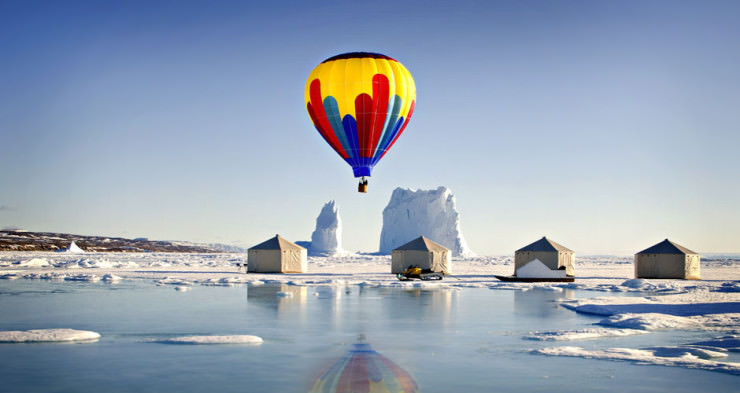 Top 10 Hot Air Ballooning-arctic