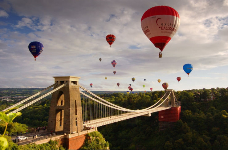 Top 10 Hot Air Ballooning-bristol-Photo by Doc Snap