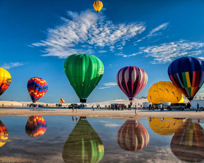 Top 10 Hot Air Ballooning Trips
