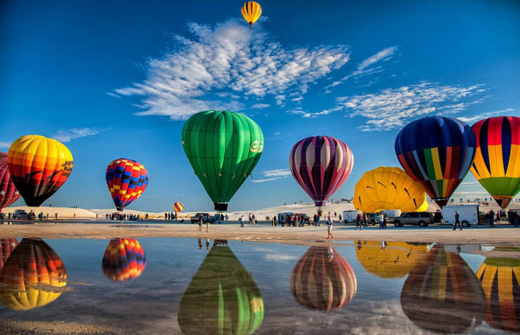 Top 10 Hot Air Ballooning-new mexico-Photo by Dave Shultz