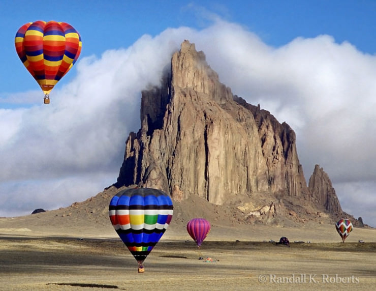 Top 10 Hot Air Ballooning-new mexico-Photo by Randall Roberts