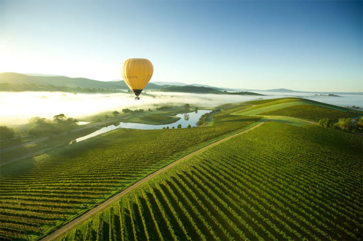 Top 10 Hot Air Ballooning-yarra2