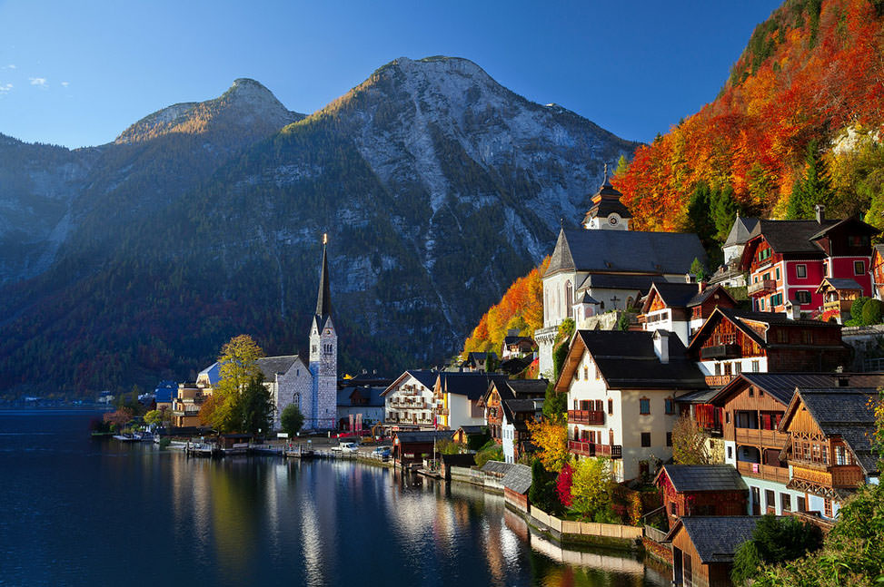 Hallstatt – Idyllic Village of Plenty Fun Activities, Austria