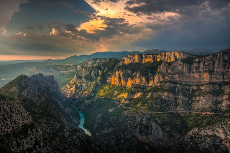 Gorges du Verdon – the Most Impressive European Canyon, France