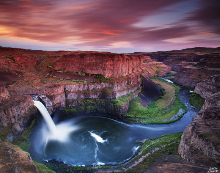Picturesque Ancient Dunes In Palouse Region Usa Places To See In Your Lifetime