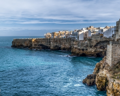 Holiday in Polignano a Mare – a Coastline Town in Italy