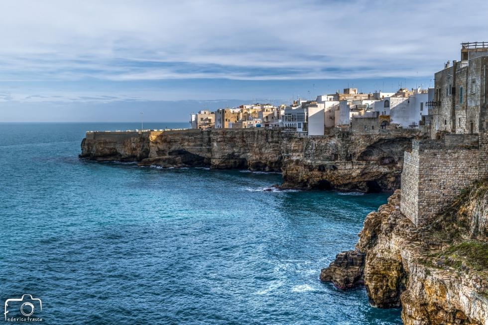 Holiday in Polignano a Mare – a Coastline Town in Italy