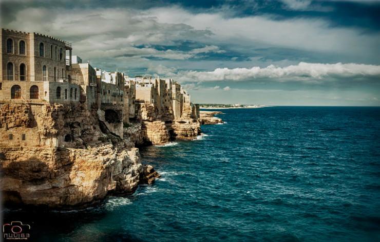 Polignano a Mare-Photo by Vito Muolo
