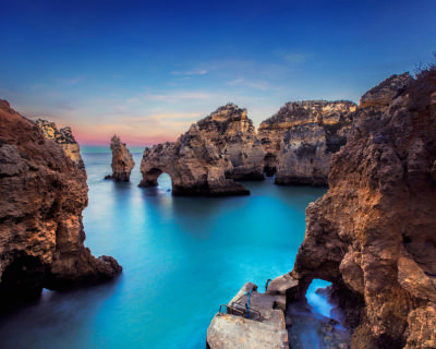 Ponta Da Piedade – the Southernmost Striking Beach in Portugal
