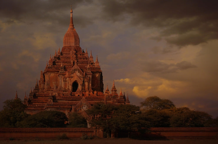 Top 10 Monasteries-Bagan-Photo by Csilla Zelko