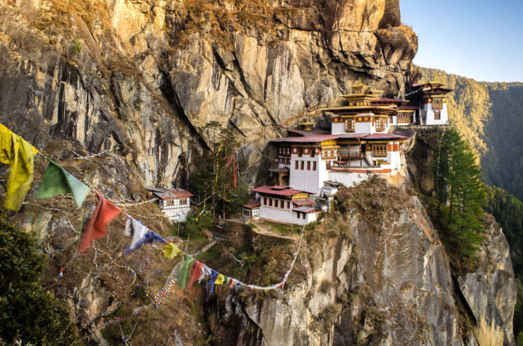 Top 10 Monasteries-Bhutan-Photo by Jun Mei