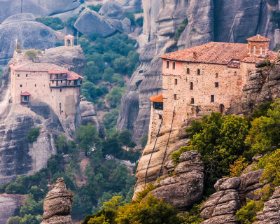 Top 10 Monasteries