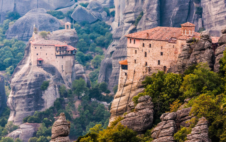 Top 10 Monasteries-Meteora-Photo by Jaume Martí