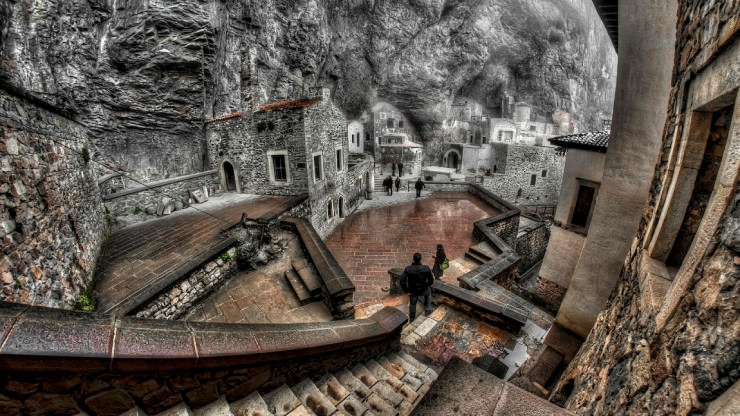 Top 10 Monasteries-Turkey-Photo by Oğuzhan Şahinoğlu