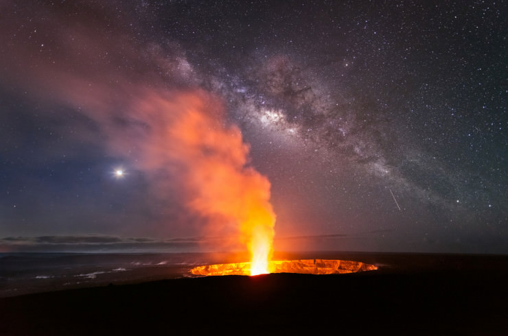 Top Things to See and Do in Hawaii-Volcano-Photo by Miles Morgan
