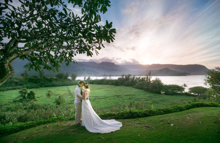 Top Things to See and Do in Hawaii-Wedding-Photo by James Rubio