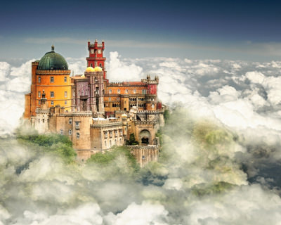 Pena Palace – the Historic Jewel in Sintra, Portugal