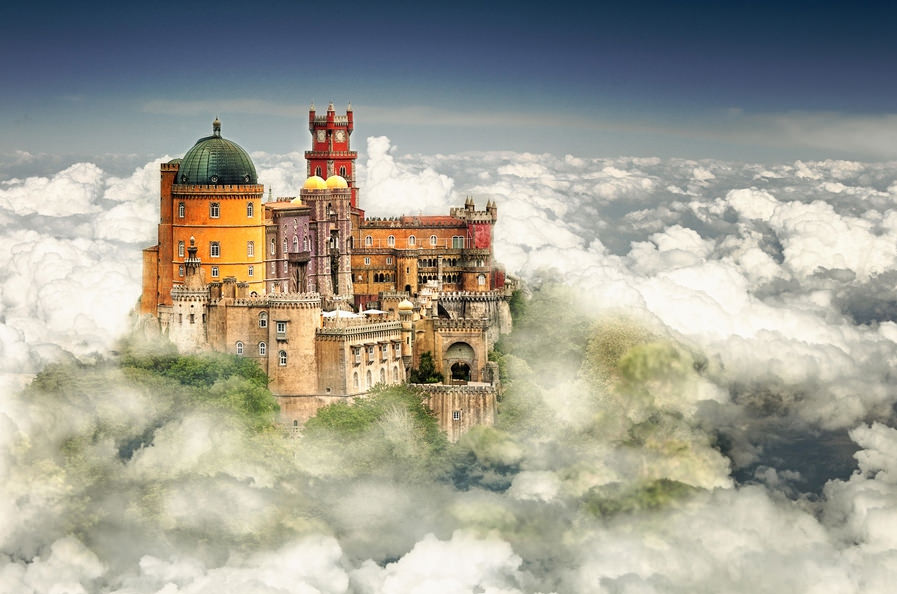 Sintra Portugal  City new picture : ... Historic Jewel in Sintra, Portugal | Places To See In Your Lifetime