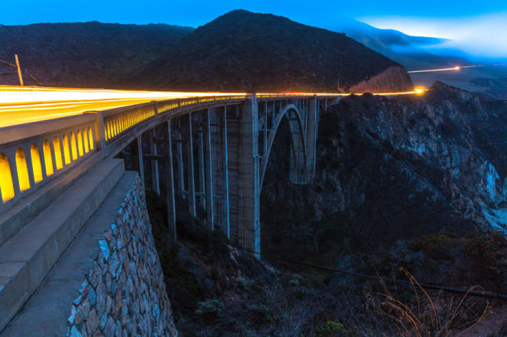 Bixby Bridge-Photo by Marvin Chao
