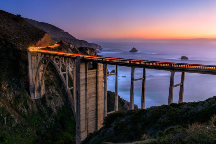 Bixby Bridge-Photo by Michael Brandt