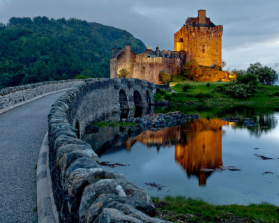 Eilean Donan – the Most Famous Castle in Scotland