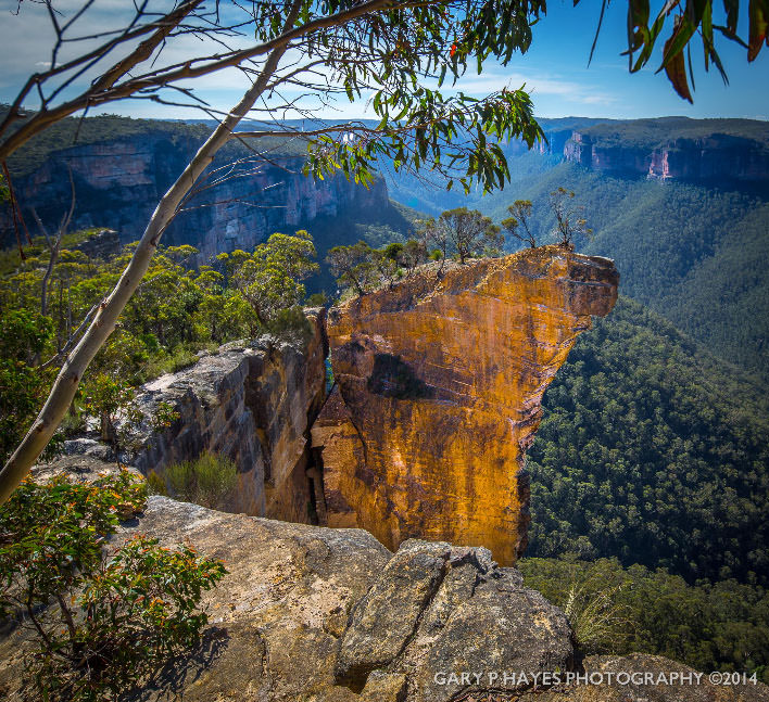Hanging Rock-Photo by Gary Hayes