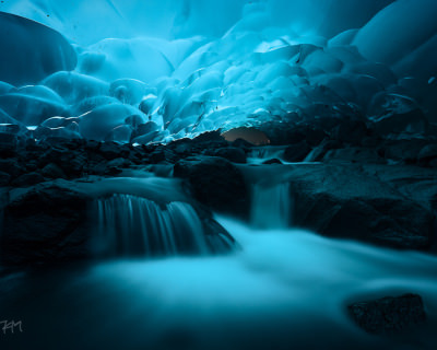 Mendenhall Ice Caves – the Fragile Alaskan Wonders, USA