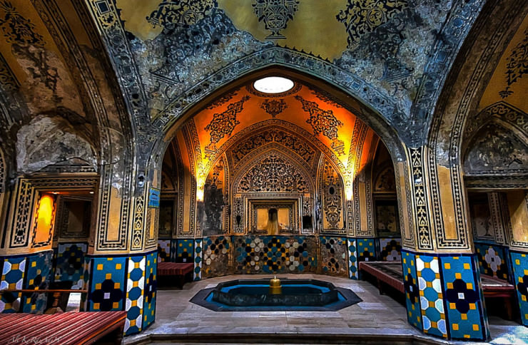 Sultan Amir Ahmad Bathhouse-Photo by Ali KoRdZaDeh