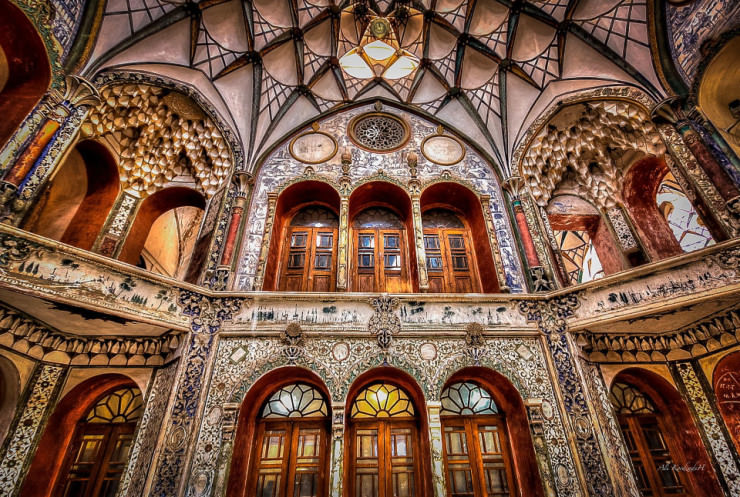Sultan Amir Ahmad Bathhouse Photo By Ali KoRdZaDeh2