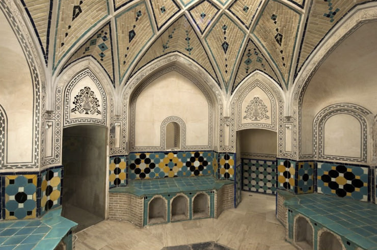 Sultan Amir Ahmad Bathhouse-Photo by Sadegh Miri