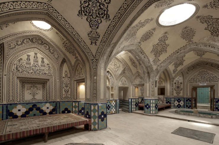 Sultan Amir Ahmad Bathhouse-Photo by Sadegh Miri2